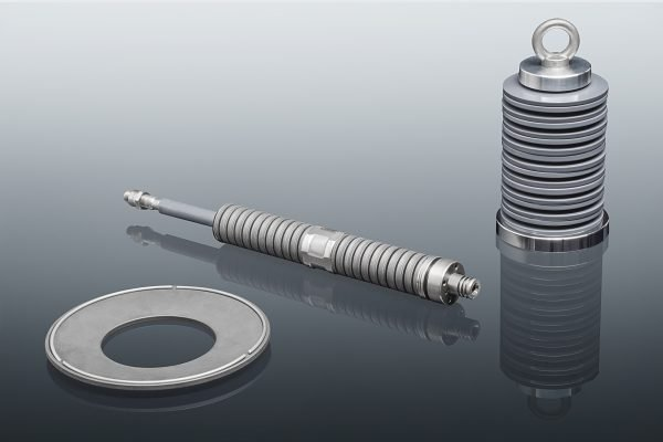 self centering disc spring stacks