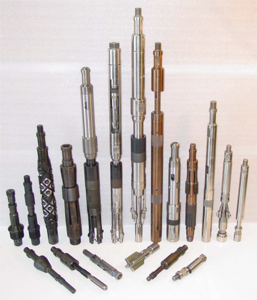 wireline equipment